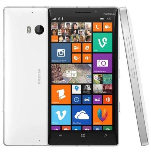 Nokia Lumia 930 International Unlocked Version - White, no warranty