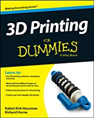 Get started printing out 3D objects quickly and inexpensively! 3D printing is no longer just afigment of your imagination. This remarkable technology is coming to the masses with the growing availability of 3D printers. 3D printers create 3-...