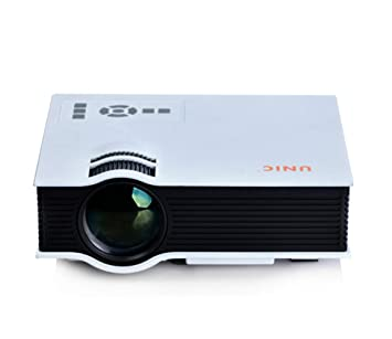 Zhangmin UC40 Home HD Mini Proyector Portátil Micro 1080P Apple ...