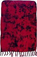 Red Coin Sarong