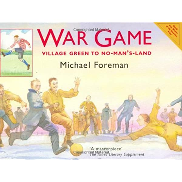 War Game: Village Green to No-mans-land: Amazon.es: Foreman, Michael: Libros en idiomas extranjeros
