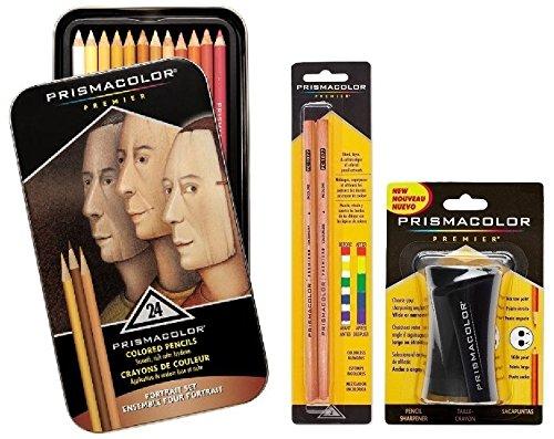 Prismacolor Accessory Portrait Sharpener Colorless product image