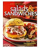 Best of Country Salads and Sandwiches, Sara Lancaster, 0898216877