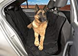 HupAndPup Luxury Pet Seat Cover with Pocket Zippers and Side Flaps for Cars - SUVs - and Trucks: 57