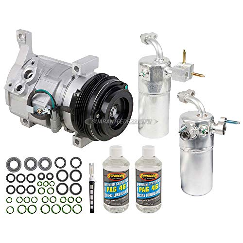 AC Compressor w/A/C Repair Kit For Chevy Suburban & GMC Yukon XL 1500 2500 - BuyAutoParts 60-80473RK New