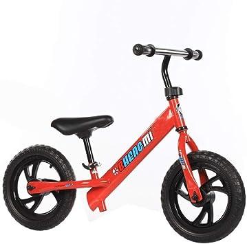 Bicicleta de Equilibrio Niños Sin Pedales Carrera Ligera ...