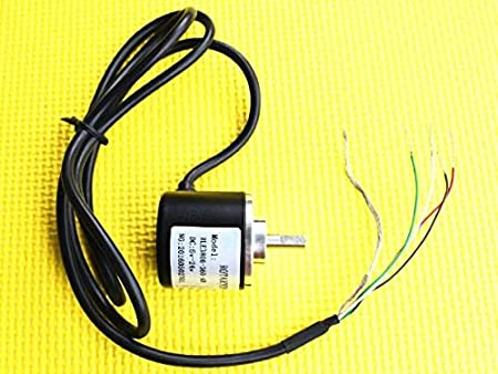 Calvas incremental optical rotary encoders ZSP3806 encoder - AB two-phase 100 \200 \ 300 \ 360 \ 400 \ 600 pulses Color: 300 pulses