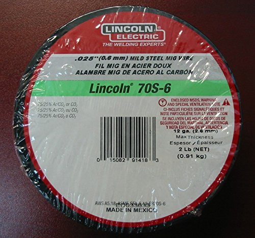 Lincoln Electric 70S-6 .025