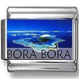 Bora Bora Island Photo Italian Charm