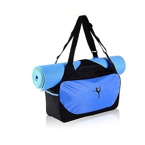 7ff19acc0e KHDRVJ Multifunctional Waterproof Clothes Backpack Yoga Mat Bag Women s  Pilates Fitness Shoulder Bag Gym Case Bag