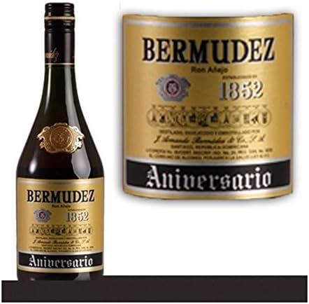 Ron Bermudez 150 aniversario 12 años 40.8 ° 70 cl: Amazon.es ...