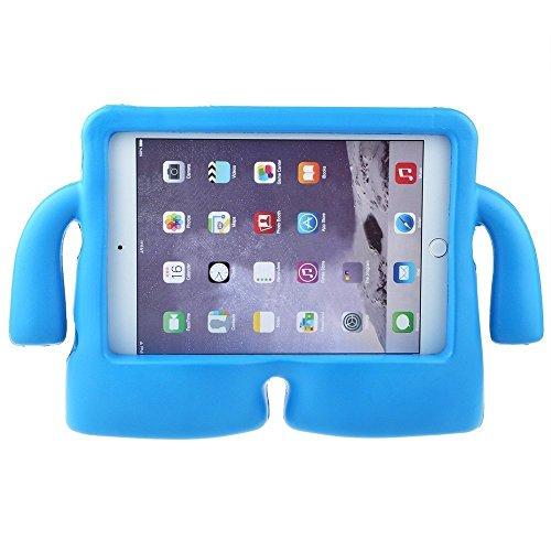 BENEVE Funda Infantil Uso Rudo Resistente a caidas iPad 2 3 4 Manita para Niños y niñas