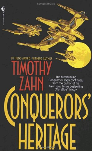 book cover of Conquerors\' Heritage