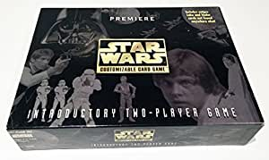 Star Wars Premiere Customizable Card Game