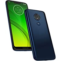 "Smartphone, Motorola, Moto G7 Power, XT1955-1, 32 GB, 6.2"", Azul Navy"