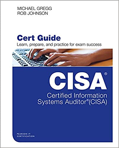 Amazon certified information systems auditor cisa cert guide certified information systems auditor cisa cert guide certification guide 1st edition kindle edition fandeluxe Gallery