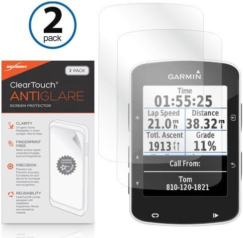 Garmin Edge 520 Protector de pantalla, BoxWave® [ClearTouch Anti ...