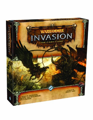 Warhammer Invasion Core Set by Fantasy Flight Games