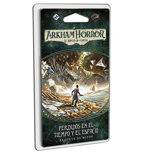 Fantasy Flight Games- Arkham Horror LCG - El Essex County Express - Español, Color (FFAHC04)