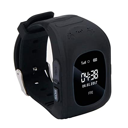 Amazon.com: Q50 Smart Watch for Kids with GPS Tracker, Kids ...
