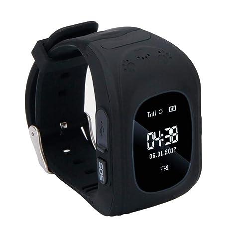 Amazon.com: Q50 - Reloj inteligente para niños con ...