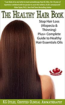 HEALTHY HAIR BOOK ALOPECIA Essential ebook