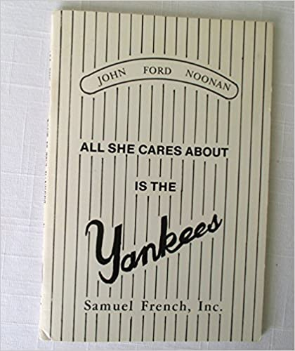 Book All She Cares About Is the Yankees