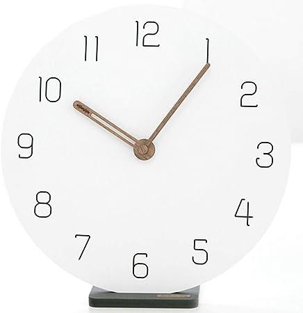 FYJK Orologio da Parete Moderno Minimalista Orologio Nordic