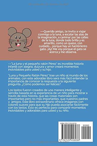 Amazon.com: La luna y el pequeño ratón Pérez (Spanish Edition) (9781520416038): Lidia Fernandez: Books