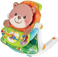 winfun- Sillita Andador con Actividades y Sonidos (Color Baby 44732)