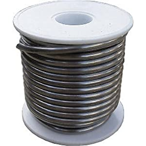 Weldcote 60/40 Solder-1/8 X 5# Spool Qty = 1 Spool
