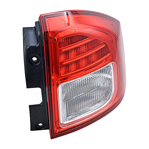 Right Passenger Taillights Tail Lamp Compatible with 2011-2014 Jeep Compass OE