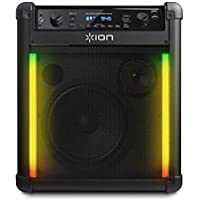 ION Block Rocker Max Bluetooth Speaker, Black (Certified Refurbished)