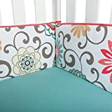 Waverly Pom Pom Play Crib Bumpers