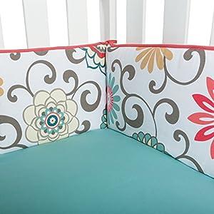 Trend Lab Waverly Pom Pom Play Crib Bumpers