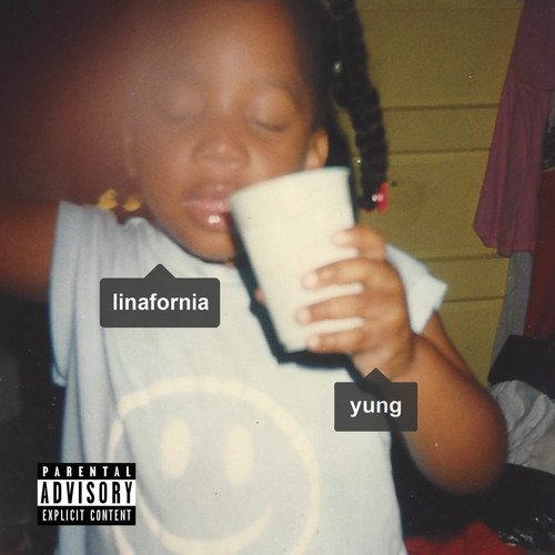 Vinilo : Linafornia - Yung (green Vinyl) (Green)
