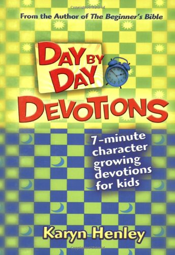 Download Day by Day Devotions: A year of character building devotions for kids ebook