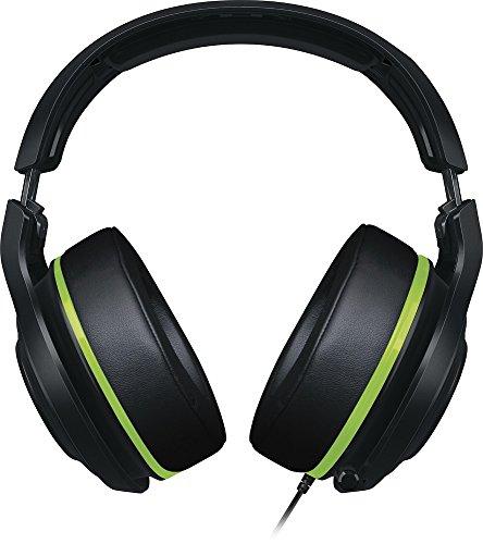 - Razer - Limited Edition Black/Green - ManO'War Wired 7.1 Virtual Surround Sound Gaming Headset w/Microphone (Renewed)