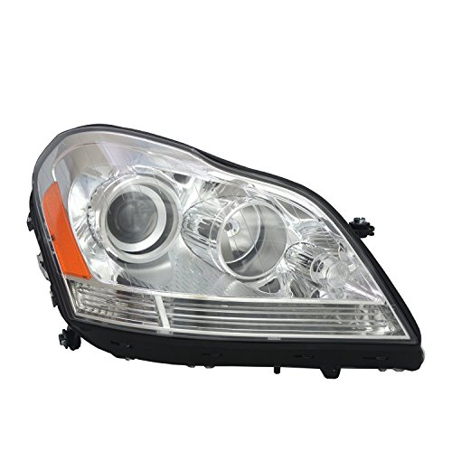 TYC 20-9381-00-1 Mercedes-Benz Right Replacement Head Lamp