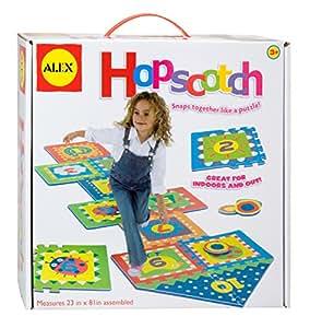 ALEX Toys Active Play Hopscotch