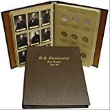 Dansco US Presidential Dollar Date Set 2007 - 2016 Coin Album #7186