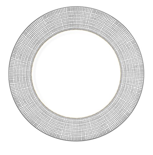 Wedgwood Gilded Weave Platinum Accent Salad Plate, 9