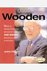 Quotable Wooden (Potent Quotables) by John Reger (2006-01-28)