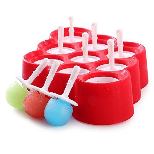 ZOLLOR Reusable Mini Pop Molds