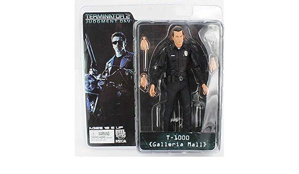 Reel Toys Figura de accion de Terminator tamaño 18cm muñeco Figure ...