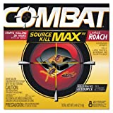 Combat Roach Bait Insecticide, 0.49 oz Bait, 8/Pack - Includes 12 packs of 8 baits.
