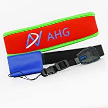 Floating Wristband for GoPro Hero 1, 2, 3, 3+, 4, GoPro, Geekpro, VTech, Lightdow, Anex, Ablegrid Action Cameras, Panasonic Lumix, Nikon COOLPIX AW110, Canon PowerShot D20, Fujifilm FinePix, Olympus Tough, Sony, Wudoli and other Waterproof Cameras/valuables.