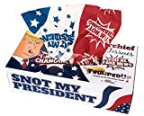 Fairly Odd Novelties FON-10257 Donald Trump Snot My President Full Color Facial Tissues Political Novelty Joke Gag Gift