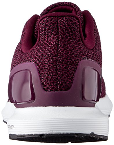 adidas Damen Cosmic 2 SL W Laufschuhe Rot (Mystery Ruby F17/maroon/ftwr White)