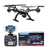 Contixo F5 Quadcopter Drone 720P Wi-Fi Live FPV HD Video Camera, Black